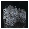 Kép 5/6 - EMOS LED ajándékok, 3 méret, beltéri, hideg fehér, időzítő