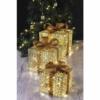 Kép 5/6 - EMOS LED ajándékok, 3 méret, beltéri, meleg fehér