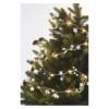 Kép 1/4 - EMOS LED karácsonyi fényfüzér tobozok, 1.7 cm, 2x AA, beltéri, meleg fehér
