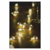 Kép 3/4 - EMOS LED fényfüzér égők, 2.25 cm, 3x AA, beltéri, meleg fehér