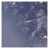 Kép 6/7 - EMOS LED karácsonyi fényfüggöny hópelyhek, 84 cm, meleg fehér, IP44