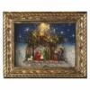 Kép 1/6 - EMOS LED karácsonyi betlehem, 19.3 x 24.3 cm, 4x AA, beltérre, meleg fehér, időzítő