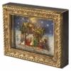 Kép 2/6 - EMOS LED karácsonyi betlehem, 19.3 x 24.3 cm, 4x AA, beltérre, meleg fehér, időzítő