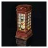Kép 5/7 - EMOS LED dekoráció hóember telefonfülkében, 25 cm, 3x AA, beltéri, meleg fehér, időzítő