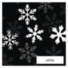Kép 5/10 - EMOS LED karácsonyi dekoráció projektor hópelyhek, kültéri és beltéri, fehér, IP44