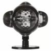 Kép 2/10 - EMOS LED dekoráció projektor hulló hópelyhek, kültéri és beltéri, fehér, IP44