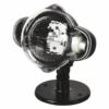 Kép 4/10 - EMOS LED dekoráció projektor hulló hópelyhek, kültéri és beltéri, fehér, IP44