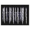 Kép 1/7 - EMOS LED karácsonyi girland jégcsapok, 12 db, 3.6 m, kültérre és beltérre, hideg fehér, IP44