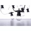 Kép 4/6 - EMOS LED fényfüzér, 10 db party égő, 5 m, kültéri és beltéri, többszínű