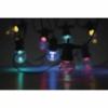 Kép 5/6 - EMOS LED fényfüzér, 10 db party égő, 5 m, kültéri és beltéri, többszínű