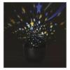 Kép 5/6 - EMOS LED dekor projektor csillagok, 3× AAA, beltérre