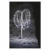 Kép 1/7 - EMOS LED karácsonyfa, 120 cm, kültérre és beltérre, hideg fehér, IP44