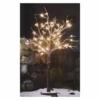 Kép 6/7 - EMOS LED világító karácsonyfa gömbökkel, 120 cm, kültéri és beltéri, meleg fehér, időzítő, IP44