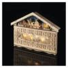 Kép 6/8 - EMOS LED adventi naptár, fa, 40x50 cm, 2x AA, beltéri, meleg fehér, időzítő