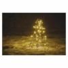Kép 6/7 - EMOS LED karácsonyfa, fém, 50 cm, kültéri és beltéri, meleg fehér, IP44