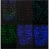Kép 1/2 - Entac Karácsonyi Függöny IP44 144 LED RGB 8x8 Funkció 1x1.5m IR távirányítóval