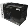Kép 1/2 - Entac Karácsonyi IP44 240 LED Sorolható Füzér CW 24m szett adapterrel