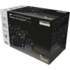 Kép 1/2 - Entac Karácsonyi IP44 240 LED Sorolható Füzér WW 24m szett adapterrel