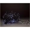 Kép 2/2 - Entac Karácsonyi IP44 400 LED Fürtös Fénysor CW 8m