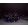 Kép 2/2 - Entac Karácsonyi IP44 400 LED Fürtös Fénysor Színes 8m