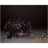 Kép 2/2 - Entac Karácsonyi IP44 400 LED Fürtös Fénysor WW 8m