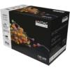 Kép 1/2 - Entac Karácsonyi IP44 Fényfüzér 15mm Balls 120 LED 9m MC