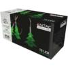 Kép 2/2 - Entac Karácsonyi Beltéri PVC Zöld Fenyőfa 10 LED 1,65m (2AA nt.)
