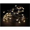 Kép 2/2 - Entac Karácsonyi Beltéri Mini Drótfüzér 20 LED Időzítővel WW 1m (2x2032 tart.)