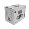Kép 3/11 - Entac Napelemes Műanyag Fali lámpa 10W SMD 2 fej mozgásérzékelővel