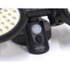 Kép 7/11 - Entac Napelemes Műanyag Fali lámpa 10W SMD 2 fej mozgásérzékelővel
