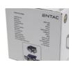 Kép 4/9 - Entac Napelemes Műanyag Fali lámpa 15W SMD 3 fej mozgásérzékelővel