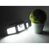 Kép 8/9 - Entac Napelemes Műanyag Fali lámpa 15W SMD 3 fej mozgásérzékelővel
