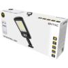 Kép 2/10 - Entac Napelemes Műanyag Fali lámpa 5W COB mozgásérzékelővel és IR távirányítóval
