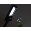 Kép 9/10 - Entac Napelemes Műanyag Fali lámpa 5W COB mozgásérzékelővel és IR távirányítóval