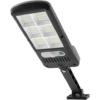 Kép 1/3 - Entac Napelemes Műanyag Fali lámpa 5W SMD mozgásérzékelővel