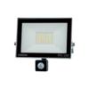 Kép 1/2 - Strühm KROMA LED reflektor mozgásérzékelővel IP65 50W 4500K