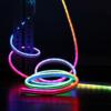Kép 2/3 - Commel neon LED szalag szett, 24 W, IP 44, 12 V, 5 m, távirányítóval