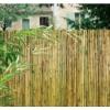 Kép 2/4 - Nortene BAMBOOFLEX rugalmas bambusz kerítés, 2x3 m, 90%
