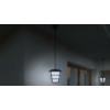 Kép 3/4 - Kanlux RILA 81-PEND E27 cserélhető fényforrású kerti lámpa