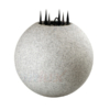 Kép 4/7 - Kanlux STONO 30 E27 cserélhető fényforrású kerti lámpa
