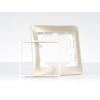Kép 5/5 - Kanlux DOMO - Egyes keret, vízszintes, gyöngyfehér