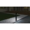 Kép 4/5 - Kanlux NOVIA 120 D GU10 cserélhető fényforrású kerti lámpa