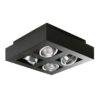 Kép 1/4 - Kanlux STOBI DLP 450-B lámpa GU10