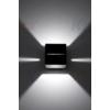 Kép 2/4 - Kanlux ASIL G9 W-B lámpa G9