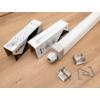 Kép 2/8 - Kanlux TP SLIM por és páramentes LED lámpatest 40W-NW
