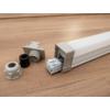 Kép 4/8 - Kanlux TP SLIM por és páramentes LED lámpatest 40W-NW