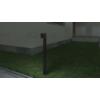 Kép 3/4 - Kanlux GORI 80 GU10 cserélhető fényforrású kerti lámpa