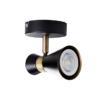 Kép 1/3 - Kanlux MILENO EL-1O B-AG lámpa GU10