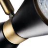 Kép 2/4 - Kanlux MILENO EL-3I B-AG lámpa GU10