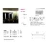 Kép 5/5 - Kanlux MERA TL-13/2700K bútorvilágító lámpa T5